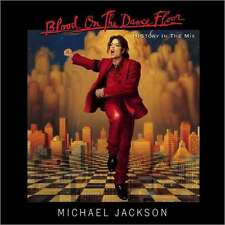 MICHAEL JACKSON : BLOOD ON THE DANCE FLOOR / HISTORY IN THE MIX (CD) sealed