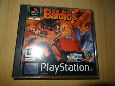 baldies Playstation 1 PS1 PAL COMME NEUF COLLECTORS