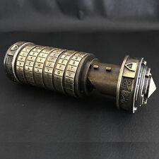 The Da Vinci Code Mini Cryptex with 2PCS Ring Collectible