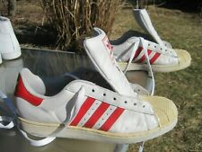 Vintage adidas Superstar Leather Basketball Shoes / Us Men size 13 / Pre-owned