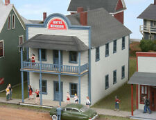 American Model Builders Hotel lazer Wood Kit Windsor Hotel no 143