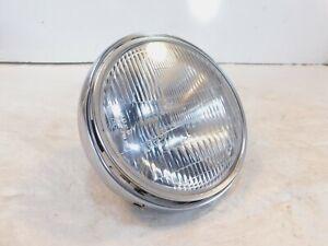 Honda Shadow VT1100C2 Shadow 1100 Sabre Front Headlight Headlamp w/ Trim Ring