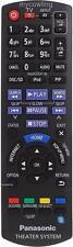 Original Panasonic Remote Control N2QAYB000729 N2QAYB000630 - SABTT262 SA-BTT270