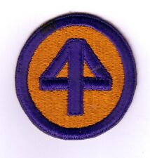 WWII - 44th INFANTRY DIVISION (Original patch)