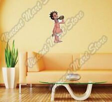 "Alcoholism Drinking Alcohol Alcoholic Wall Sticker Room Interior Decor 13""X25"""