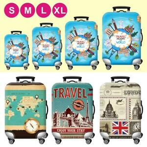 Travel Luggage Cover Suitcase Case Protector Cover Apply for 18''-20'' UK