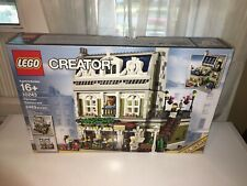 **SHIPS GLOBAL* LEGO 10243 PARISIAN RESTAURANT CREATOR (NEW  & SEALED & RETIRED)