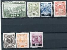 RUSSIA CIVIL WAR, YR 1919,WHITE ARMY GENERALS,ADMIRAL KOLCHAK,SIBERIA,MLH