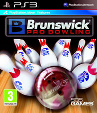 Avalanche: Brunswick Pro Bowling PS3 *in Excellent Condition*