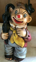 """Vintage Clown Bank approximately 7"""" Tall"""