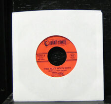 """The Blue Moon Boys - Howl At The Moon VG+ 7"""" Rockabilly 1996 Beat Time BT-4501"""