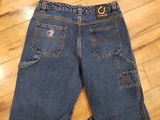 Women's 9/10 Cowgirl Up jeans: cargo style pockets, flattering fit!