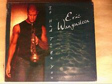 CD / ERIC WANGENSTEEN / IT HAD TO BE YOU / NEUF SOUS CELLO
