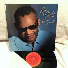 LP – RAY CHARLES  / WISH YOU WERE HERE TONIGHT / USA / MINT