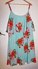 NWT Estelle Ruffle Floral Dress Size 16