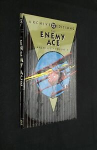 DC ARCHIVES THE ENEMY ACE VOLUME 2 HC BRAND NEW SEALED