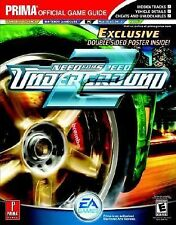 Need For Speed: Underground 2 Prima Official Game Guide