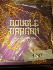 2020 DOUBLE DRAGON PROOF 1oz Silver Coin Numbered + .C.O.A. in Presentation Box
