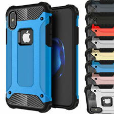Hybrid Rugged Dustproof Armor Phone Case Cover For iPhone X 8 7 6S 6 Plus 5S SE