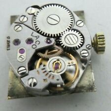 Vintage LADY LACO  DUROWE  CAL.61 hand-winding movement for parts (E95)