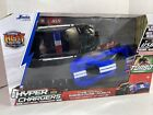 Jada Toys Big Time Muscle Hyperchargers RC Ford GT and Dodge Charger SRT New