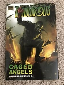 Thunderbolts Caged Angels Hardcover MARVEL COMICS Warren Ellis