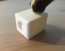Salt Block White ~ 1:9 Scale for Traditional Breyer Model Horses. LSQ