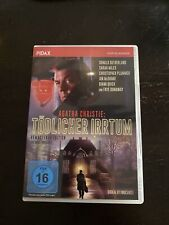 Pidax Filmklassiker Agatha Christie Tödlicher Irrtum Sutherland DVD