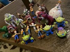 Lot of 22 Toy Story Figurines Cake Toppers