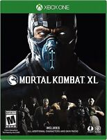 Mortal Kombat XL (Xbox One, 2016) BRAND NEW / Region Free