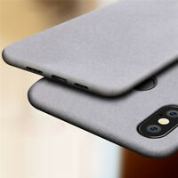 For Xiaomi Redmi Note 9S 8T 8 7 6 5 Pro Sandstone Matte Silicone Soft Case Cover