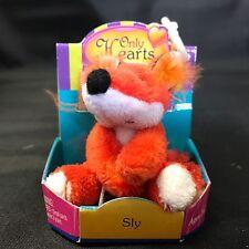 "Only Hearts Pets W/Mini Pet Catalog & Key Chain ~ Sly ""Sly like a fox"""