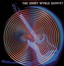 Wyble Jimmy, Jimmy Wyble Quintet, cool guitar - rare US Vantage LP 502