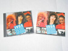 "*CD-VARIOUS ARTISTS""DIE STARS DIE HITS DIE FACTS 1984 incl.112 seitigem Booklet*"