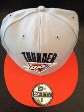 New Era Thunder DKC NBA Hat Size 8