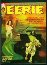 Eerie #52 Near Mint Minus NM- 9.2 Warren Magazine (1973) Hunter by Neary Begins