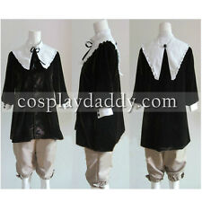 APH Axis Powers Hetalia Italy Cosplay Costume maid dress girl outfit