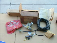 "1960 Ford Galaxie ""See Clear"" windshield washer kit for 6-cylinder car, NOS!"