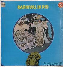 1978 Carnaval in Rio Latin Samba M- LP on Olympic