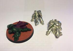 Objectifs Space Marines (Cadavres), Warhammer 40000.