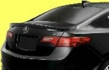 UNPAINTED PRIMER Fits ACURA ILX REAR SPOILER FLUSH MOUNT 2013-2018 ABS PLASTIC