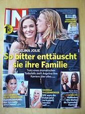 IN Angelina Jolie Brad Pitt Toni Garrn Selena Gomez Elyas M'Barek Britney Spears