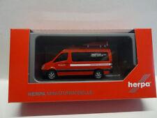 Herpa 093514 MB Mercedes Benz Sprinter BF3 Scholpp 1:87 Neu