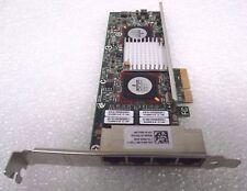 BCM5709C DELL BROADCOM NETXTREME II QUAD PORT PCI-E NETWORK CARD