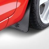 GENUINE SUZUKI SWIFT FRONT FLEXIBLE MUDFLAPS 2010 ONWARDS 3 DOOR