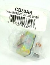 CB30AR INSTALL_BAY Automotive In Line Circuit Breaker(30 amp;Auto reset cycling)