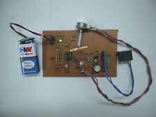 Light Activated LDR Sensor Switch Circuit  - DIY Kit for Electronic Projects .