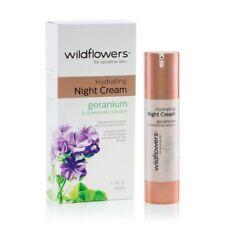 Wildflowers For Sensitive Skin Geranium & Chamomile Hydrating Night Cream