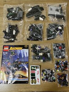 Lego 7782 Batman - The Joker's Aerial Assault Brand New Sealed Bags No Box