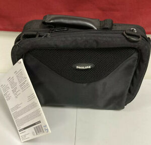 NWT  Philips  Dvd Bag case With Strap